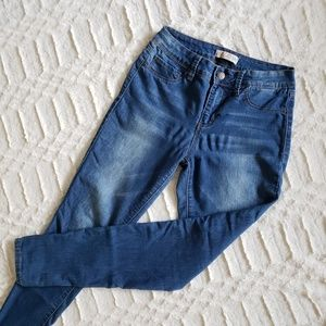 YMI Mid Rise Skinny Jeans